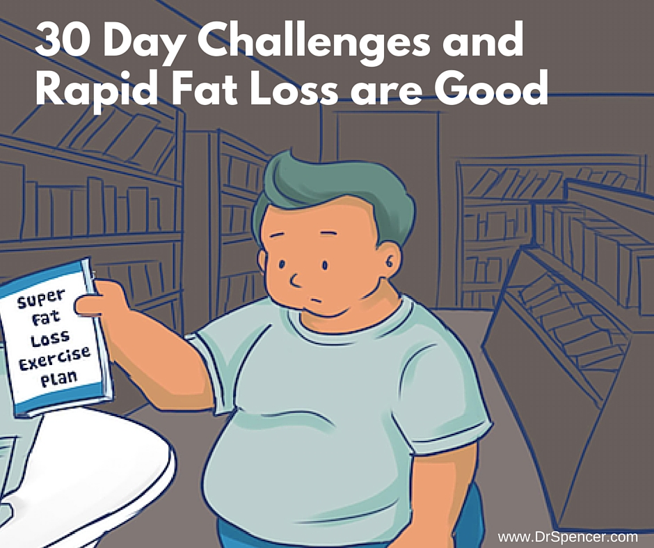 30 Day Challenges are good