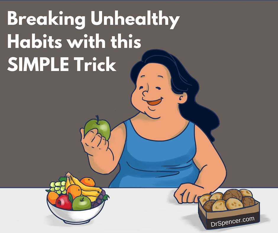 Breaking Unhealthy Habitswith this SIMPLE Trick