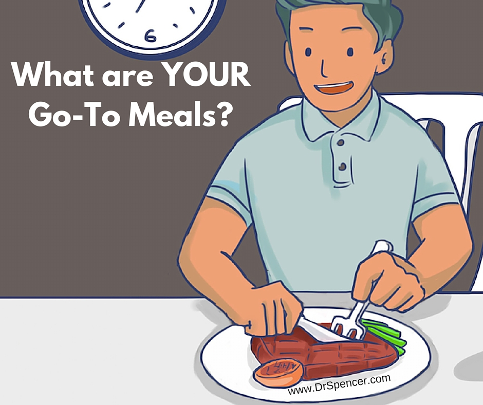 What are YOURGo-To Meals-