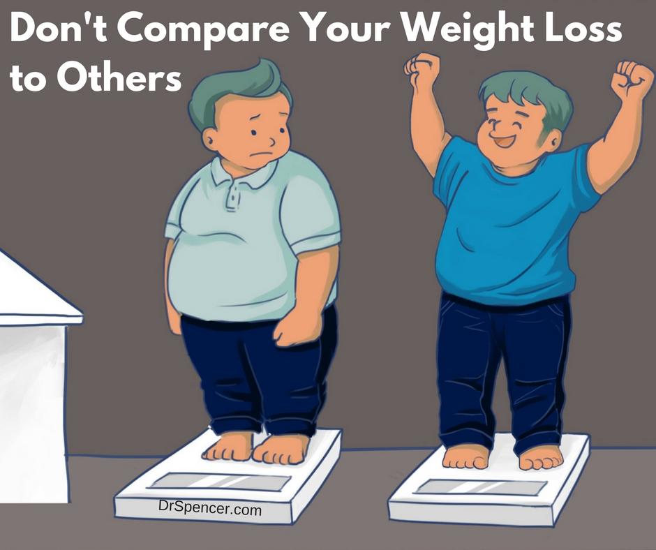 Don't compare (1)